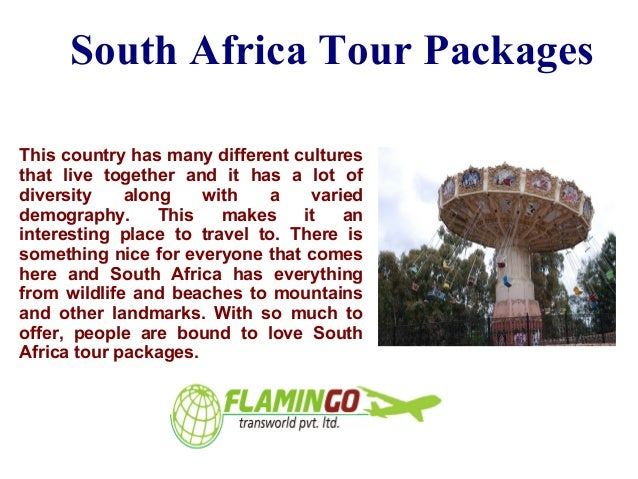 Make the best of South Africa tour packages By Flamingo Travels Slide 3