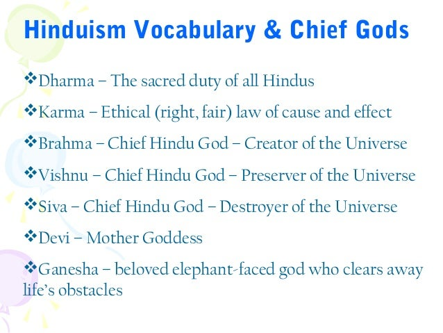 The effects of jainism buddhism and hinduism on eastern life