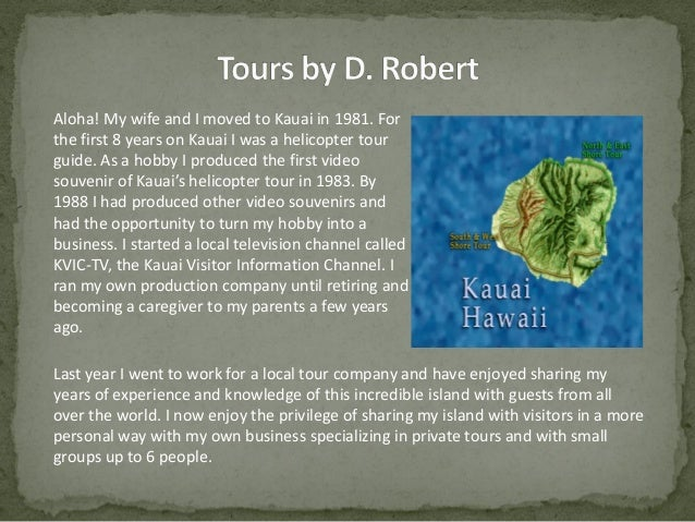 South and west shore tour kauai Slide 2