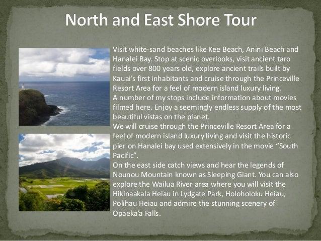 South and west shore tour kauai Slide 3