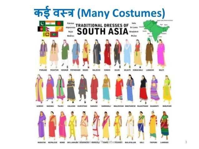 Traditional clothing asia