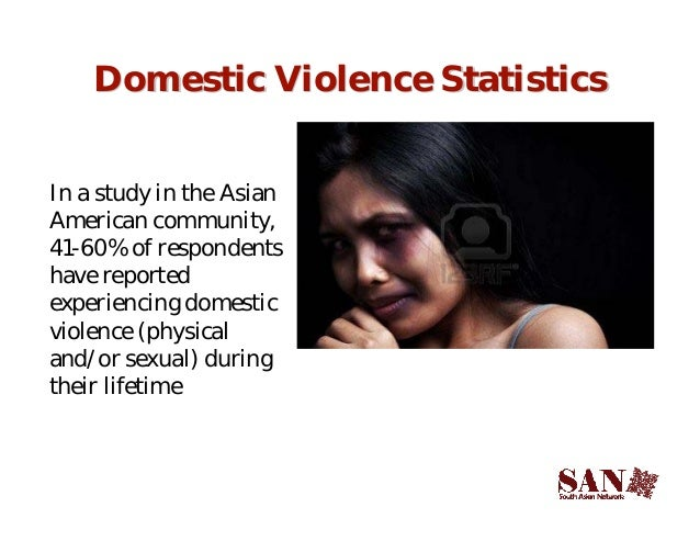 South asian battered women in