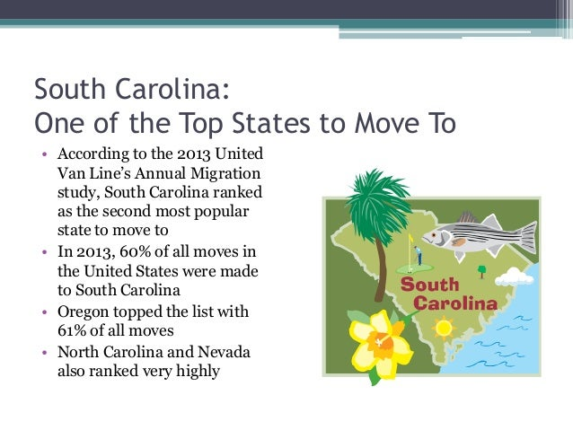 south carolina one of the top states to move to. Black Bedroom Furniture Sets. Home Design Ideas