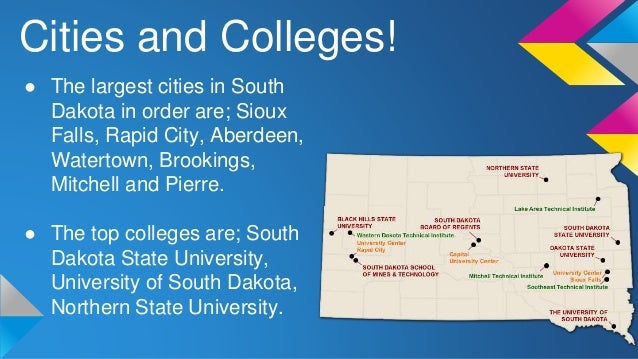 South Dakota Colleges In Rapid City