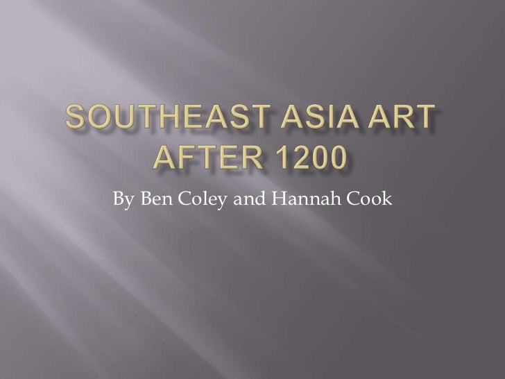 By Ben Coley and Hannah Cook