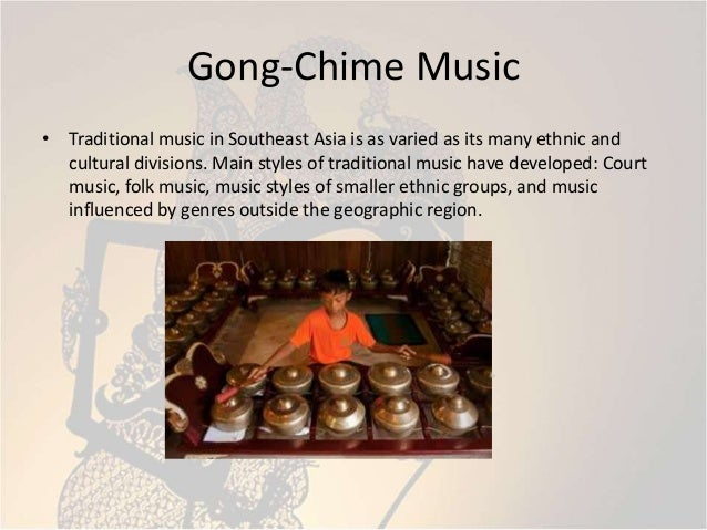 Asian music styles