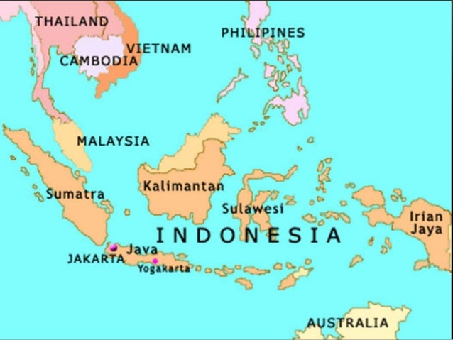 Southeast Asian Islands
