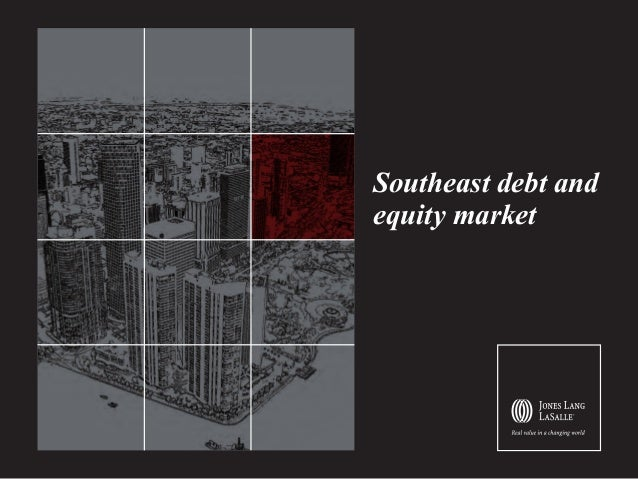 Southeast debt and equity market