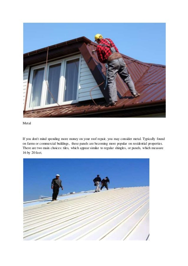 Southeastern Premier Roofing Four Main Types Of Roof
