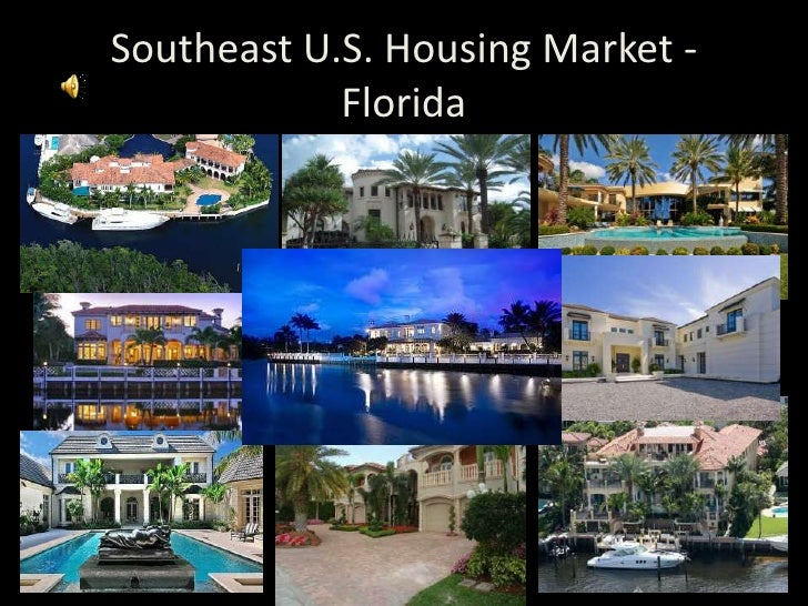 Southeast U.S. Housing Market - Florida<br />