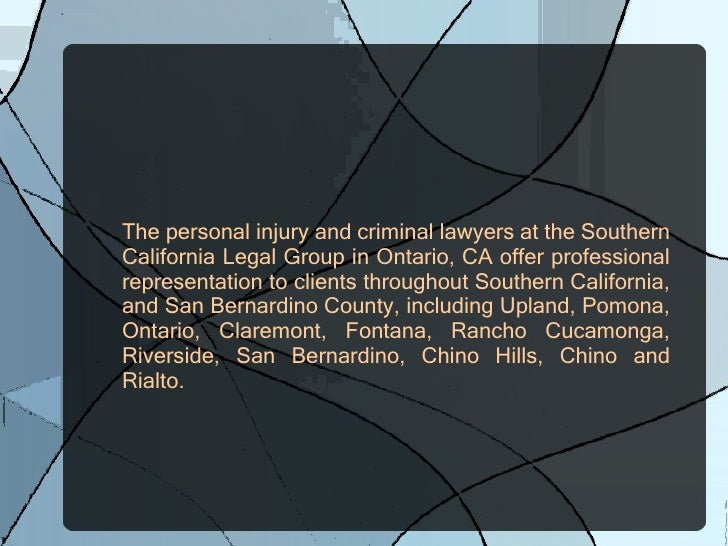 Southern California Legal Group 11