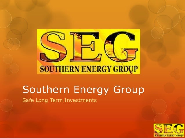 About Southern Energy Group
