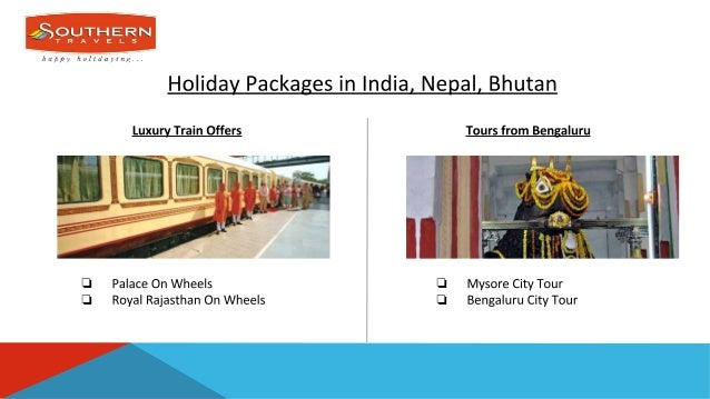 Southern Travels North India Tour Packages