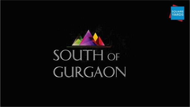 Why to invest in Sohna which is Now 'South Gurgaon'