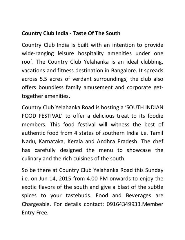 South Indian Food In Yelahanka