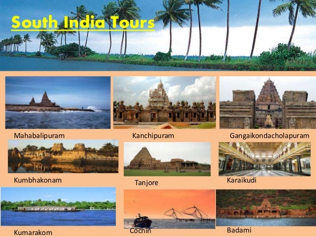 Wonderful Tourist Places In South India Wonderful Place