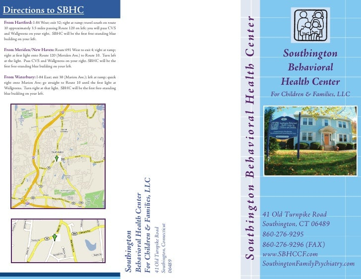 southington bh brochure