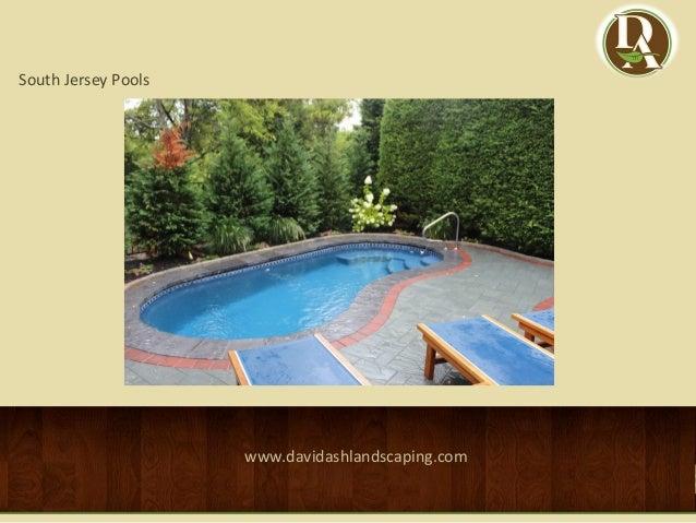 Jersey Shore Pools & Custom Outdoor Living Design by David Ash Jr Lan…