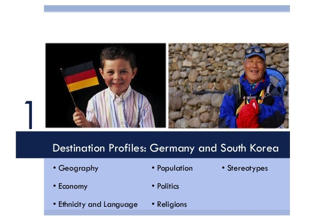 korea and germany relationship