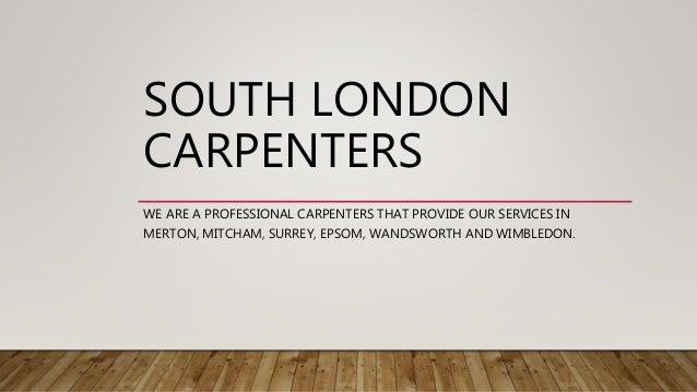 South London Carpenters