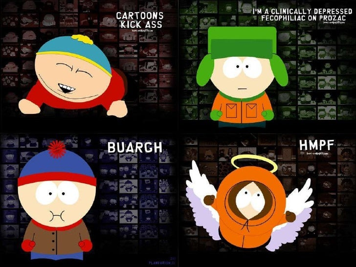 South Park Presenter: Ke Shi