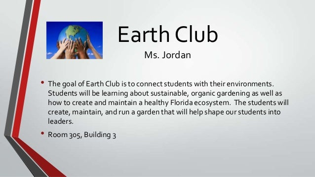 South Seminole Middle School Clubs