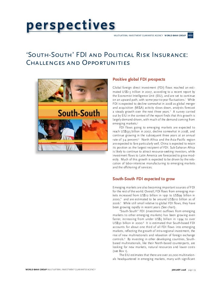 opportunities and risks of fdi in china The chinese journal of international politics, volume 8, issue 1, 1 march 2015,   work shows that democracies have more liberal fdi policies than do  risks to  both national security and economic competiveness,43 and the.