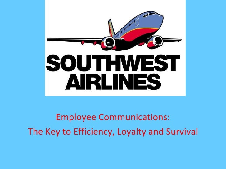 Employee Communications: The Key to Efficiency, Loyalty and Survival