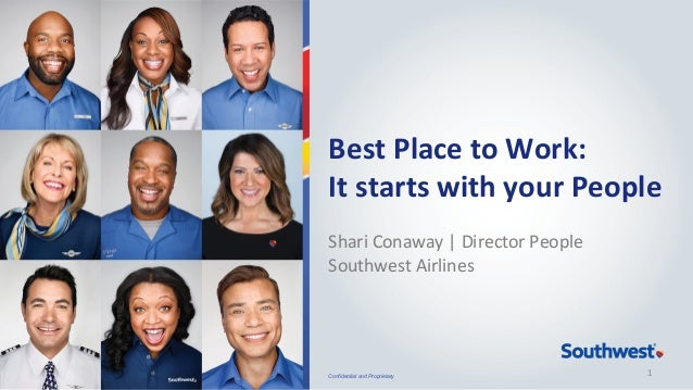 Best	   Place	   to	   Work:	   	    It	   starts	   with	   your	   People	    	    Shari	   Conaway	   |	   Director	   ...