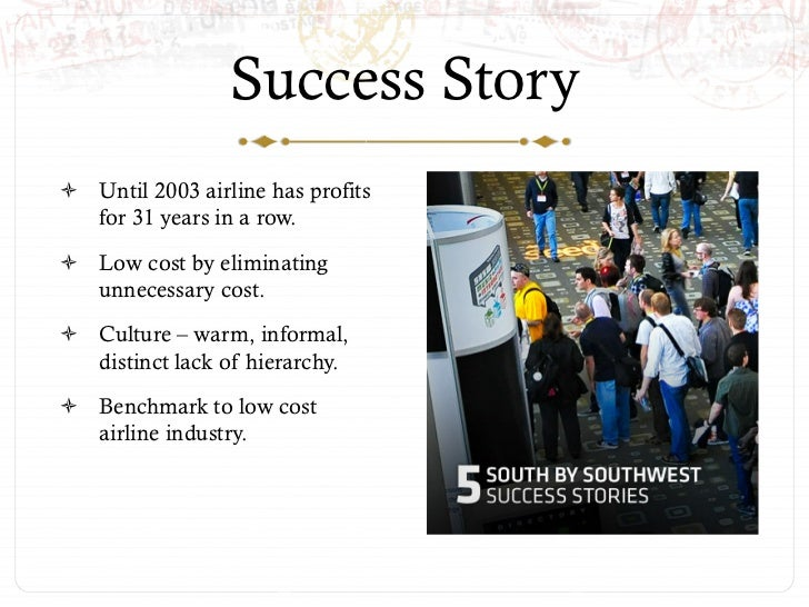 Southwest airlines case study problems