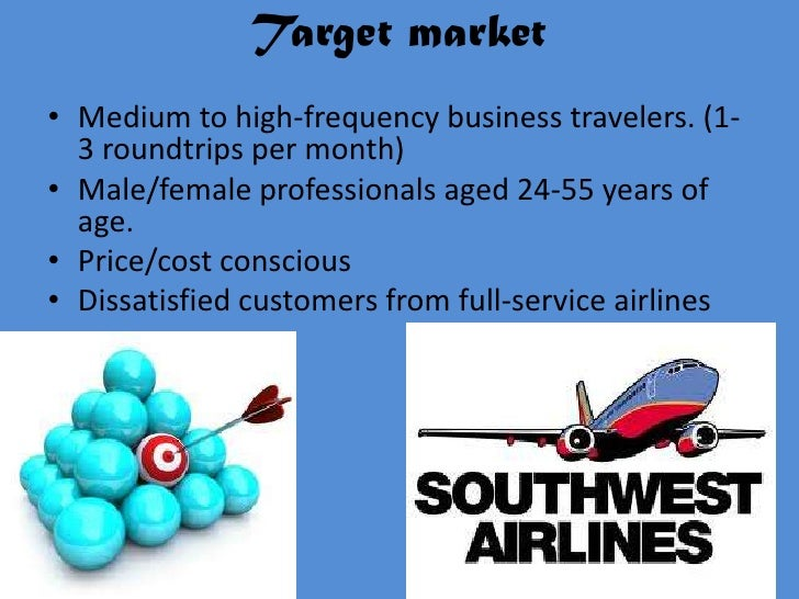 target market of budget airline Spirit airlines, the ultra-cheap carrier known for charging passengers to carry a bag on a flight, is fast looking more like the nation's true low-cost airline  market that they target, says.