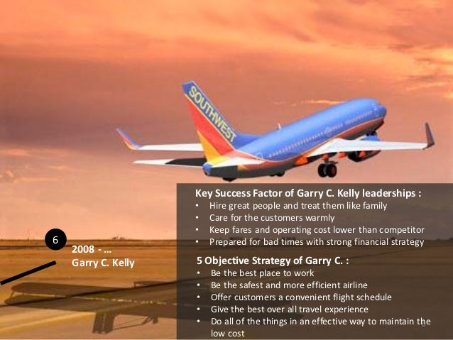 diversification strategies southwest airlines
