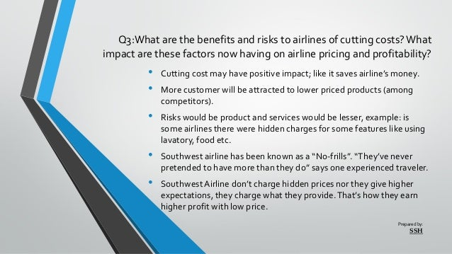 company case southwest airline balancing the price value equation South west airlines: balancing the price-value equation case study question answer.