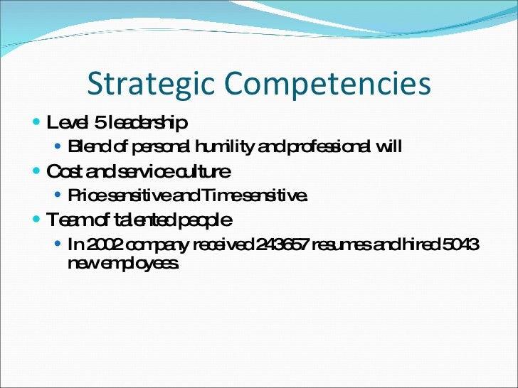 southwest airlines strategic practices Strategic leadership and decision making  roger hallowell's research on southwest airlines illustrates  southwest airlines' practices for developing.