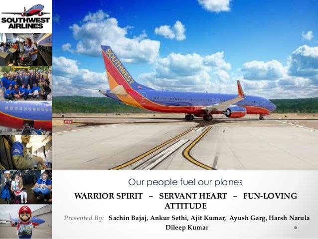 final research paper southwest airlines
