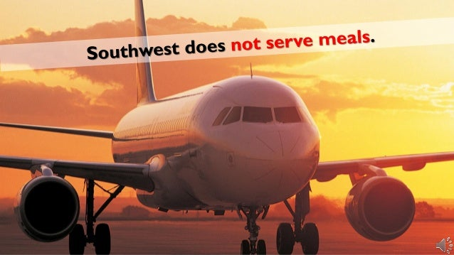 southwest airlines a case study Looking to take flight with a great rewards program southwest airlines' rapid rewards program is leading the fleet in the travel loyalty industry.