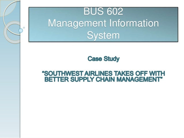 southwest airlines management control system Southwest airlines receives a job application every two seconds given the talent shortage facing our industry, you'd think we'd be tempted to snap up many of those candidates, particularly.