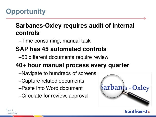 Board Cafe: Sarbanes Oxley and Nonprofits