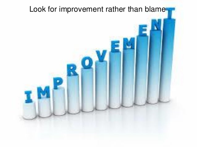 03782aca007 Look for improvement rather than blame  52. Improvement  Southwest  Airlines resolved ...