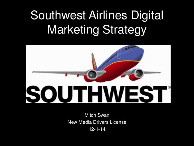 Southwest Airlines Names Vice President of Strategic Planning