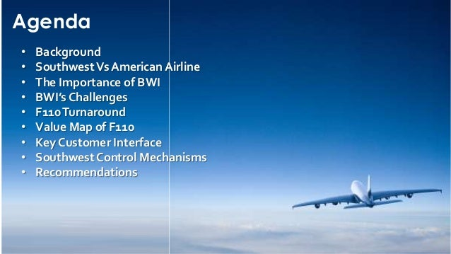 southwest airlines and control mechanisms Start studying chpt 9: strategic control and corporate governance learn vocabulary, terms, and more with flashcards, games, and other study tools.