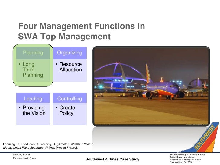 southwest airlines management control system Southwest airlines co welcome we luv that you're interested in a career with southwest airlines if the position you're interested in isn't open.