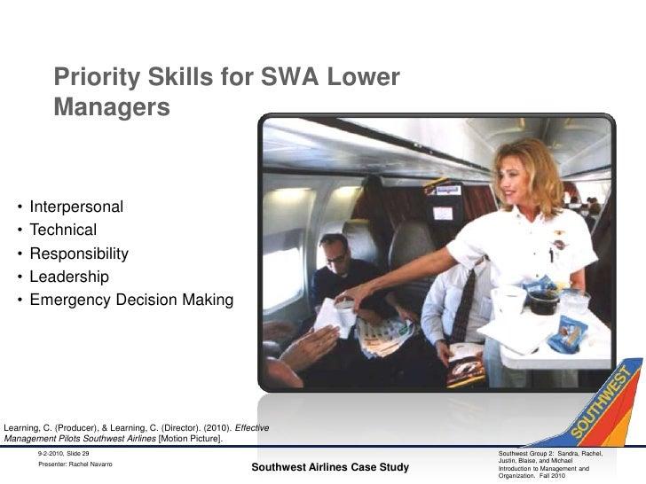 Rapid Rewards at Southwest Airlines