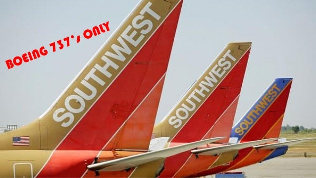 Southwest airlines case study 12th edition chapter 8