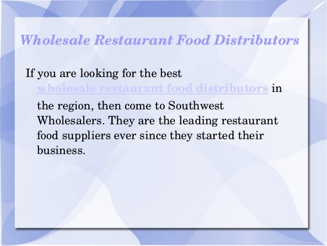 Call for Best Wholesale Snack Distributors