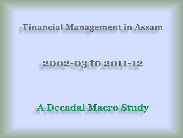 1.1 Since the late 1960s Assam has benefitted from  poverty estimates showing 32% of the population of  liberal Central go...