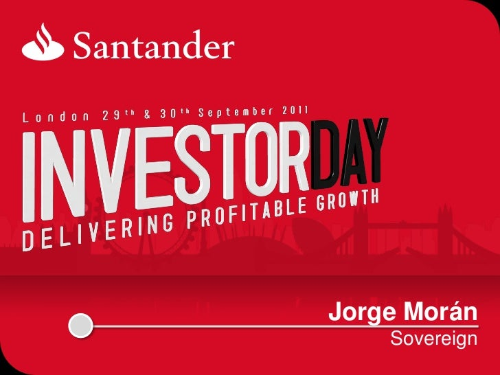 Jorge Morán    Sovereign