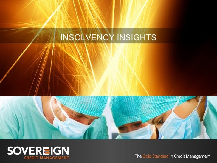 Co-Sourcing INSOLVENCY INSIGHTS