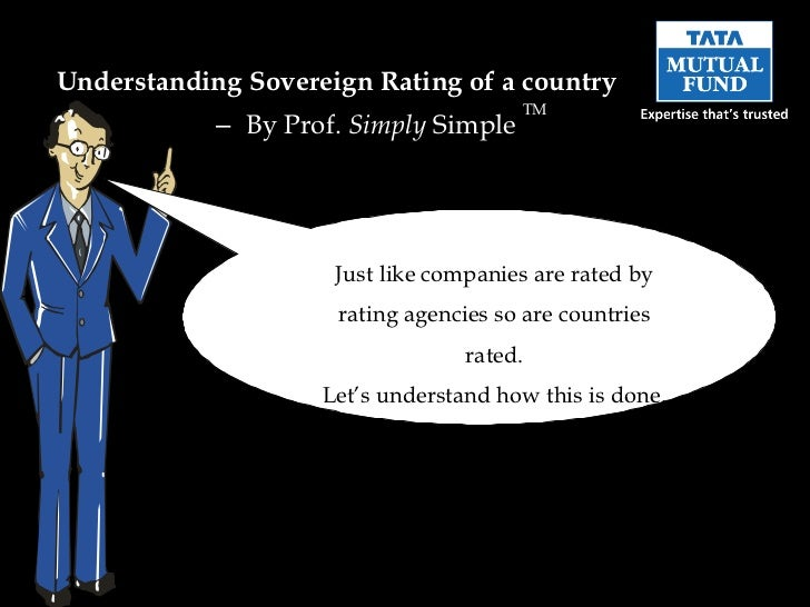 Just like companies are rated by rating agencies so are countries rated. Let's understand how this is done. Understanding ...