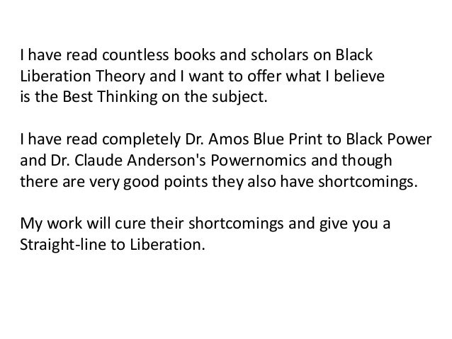 The blueprint for black sovereignty by bro reggie 6 malvernweather Images